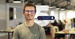 Fast Five Pinterest
