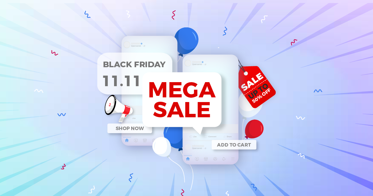 4 Tips For Creating Impactful Mega Sales Day Creative