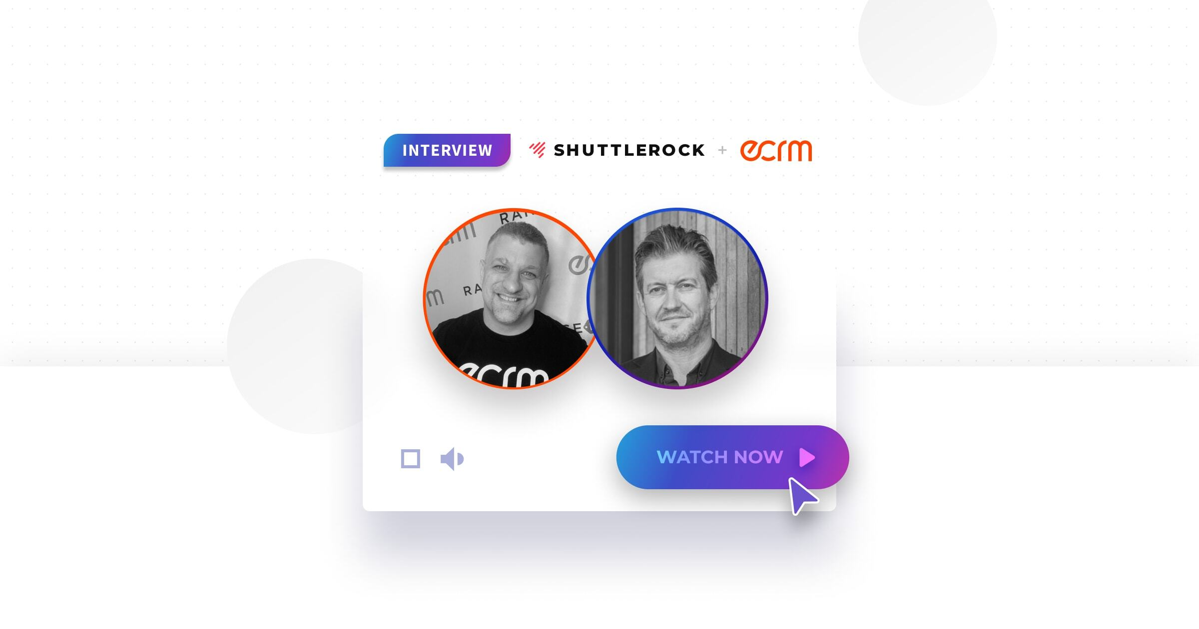 eCRM Interview: Creating Video Content At Scale