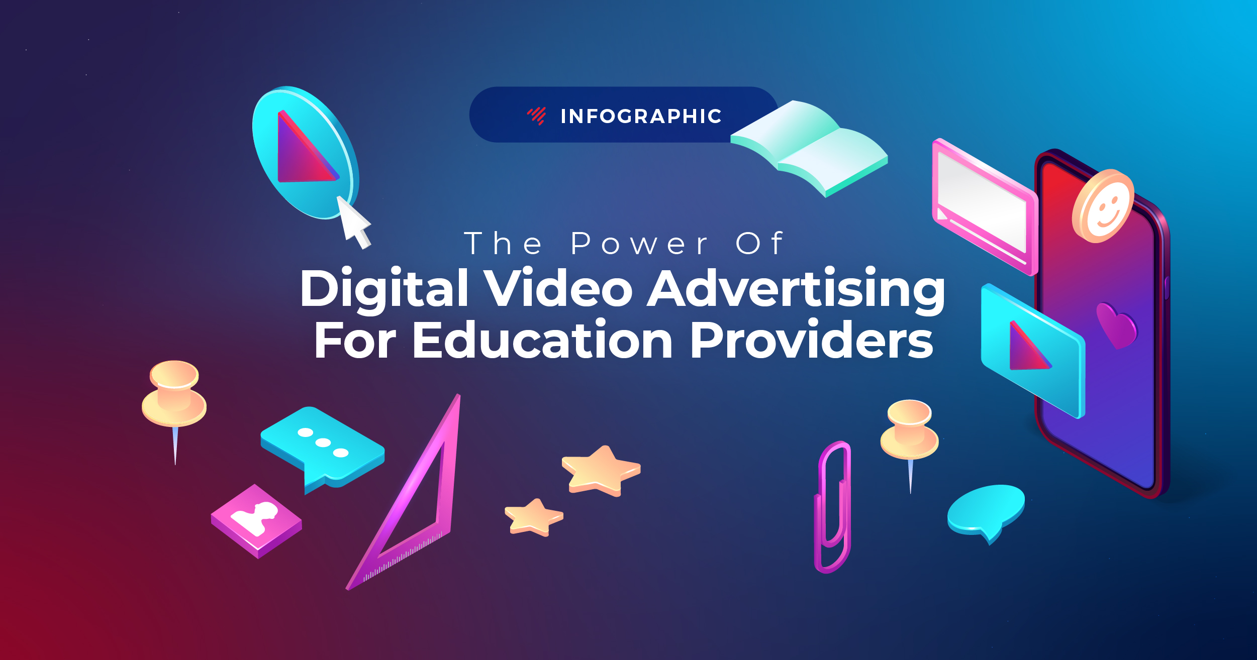 The Power Of Digital Video Advertising For Education Providers
