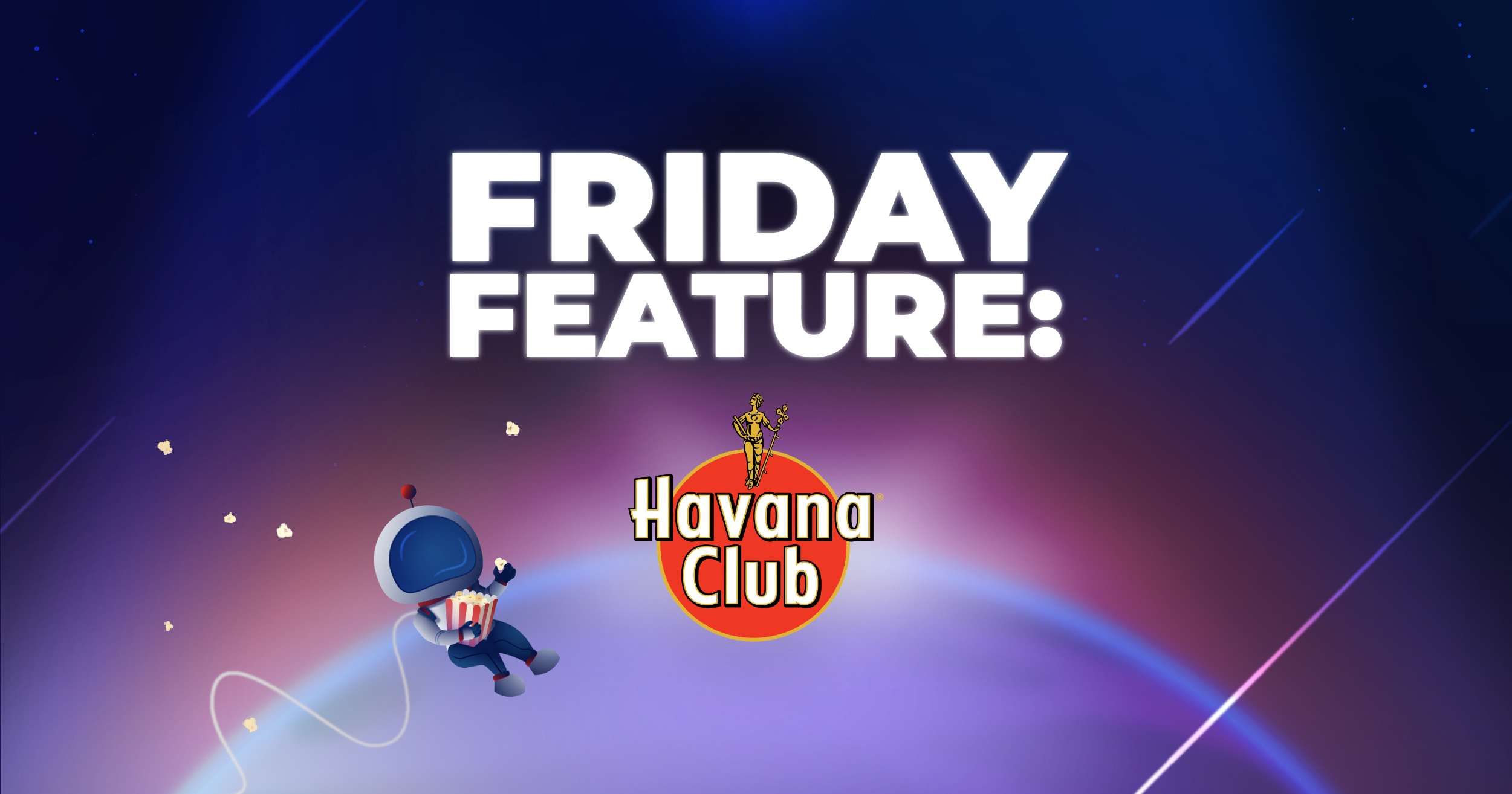 Friday Feature: Havana Club