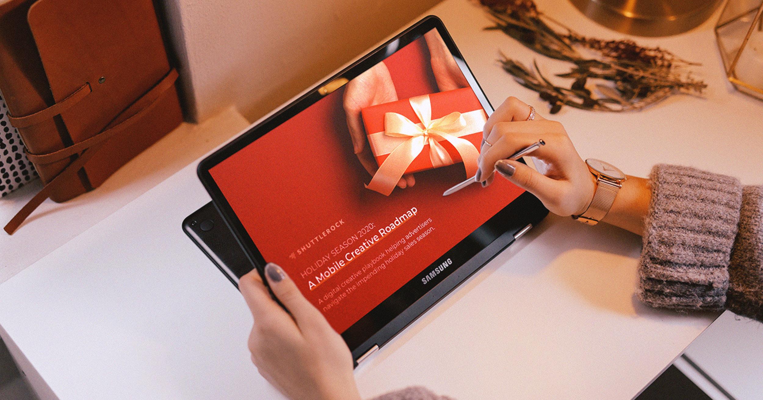 Holiday Season 2020: A Mobile Creative Roadmap